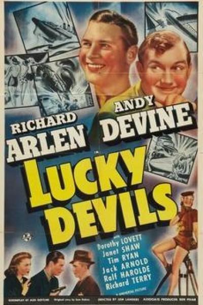 Caratula, cartel, poster o portada de Lucky Devils