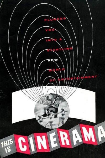 Caratula, cartel, poster o portada de Esto es Cinerama