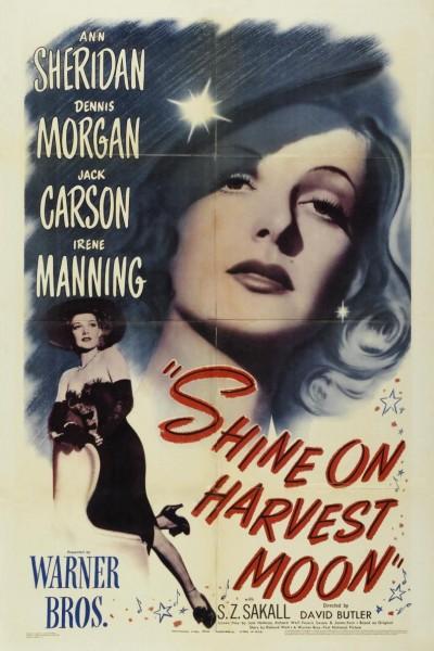 Caratula, cartel, poster o portada de Shine on Harvest Moon