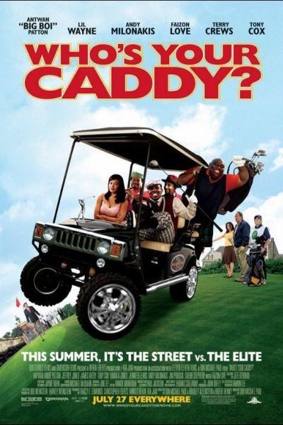 Caratula, cartel, poster o portada de Who\'s Your Caddy?