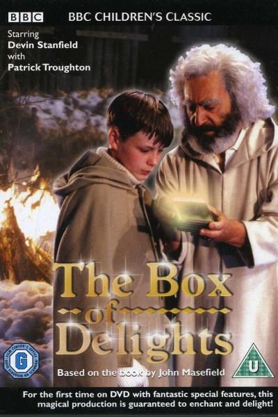 Caratula, cartel, poster o portada de La caja mágica