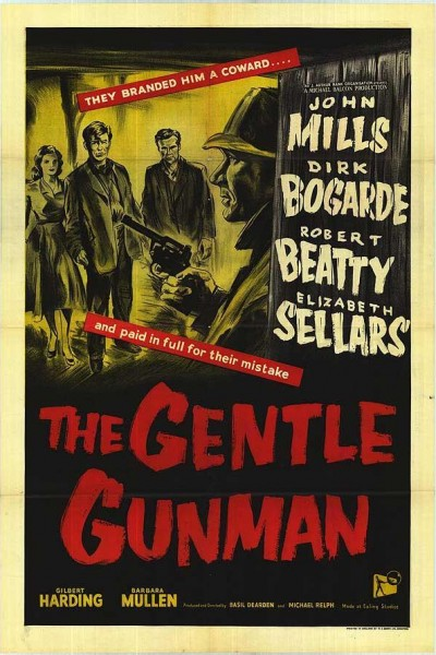 Caratula, cartel, poster o portada de The Gentle Gunman