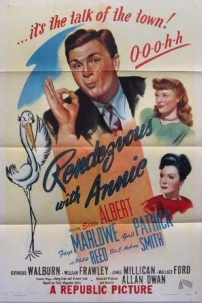 Caratula, cartel, poster o portada de Rendezvous with Annie