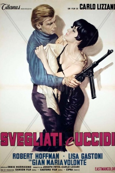 Caratula, cartel, poster o portada de Frente al amor y la muerte