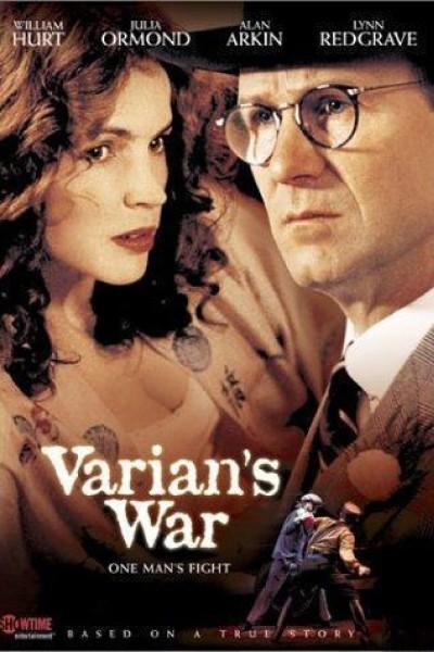 Caratula, cartel, poster o portada de La guerra de Varian