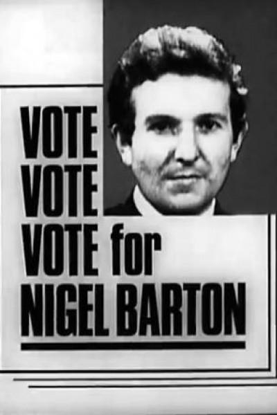 Caratula, cartel, poster o portada de Vote, Vote, Vote for Nigel Barton