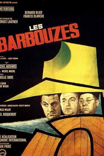 Caratula, cartel, poster o portada de Los barbudos