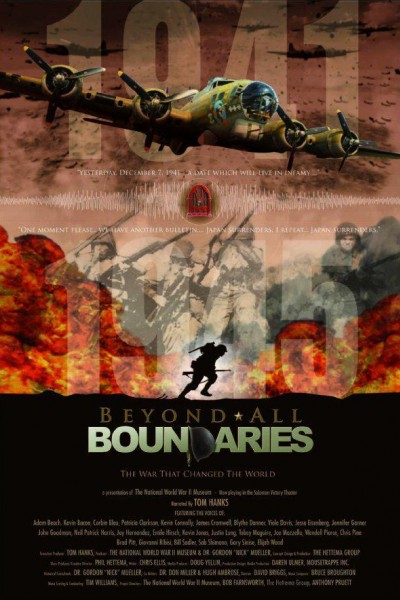 Caratula, cartel, poster o portada de Beyond All Boundaries