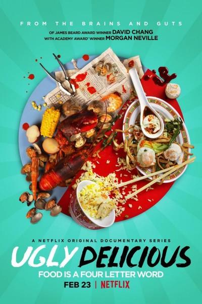 Caratula, cartel, poster o portada de Ugly Delicious