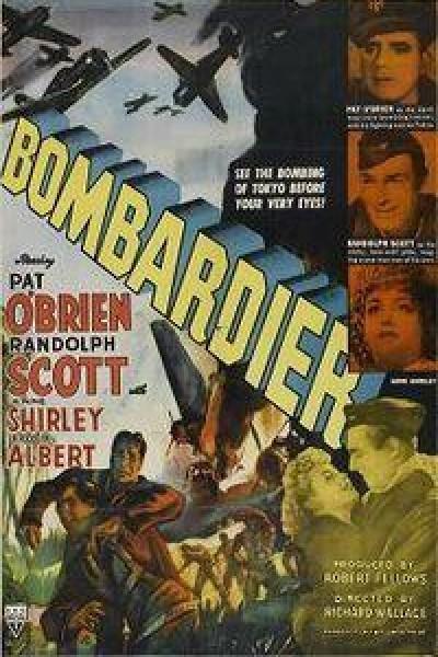 Caratula, cartel, poster o portada de Bombardero