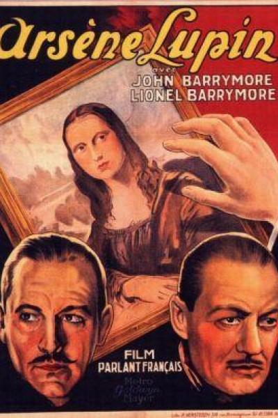 Caratula, cartel, poster o portada de Arsène Lupin