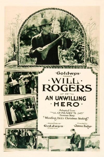 Caratula, cartel, poster o portada de An Unwilling Hero