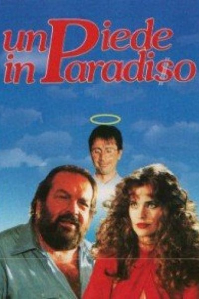 Caratula, cartel, poster o portada de Un zapatón en el paraíso