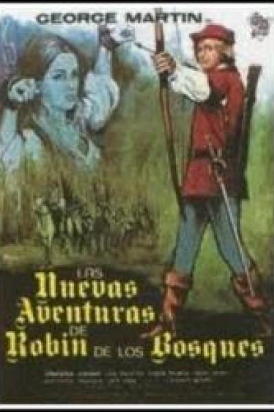 Caratula, cartel, poster o portada de Las nuevas aventuras de Robin de los Bosques