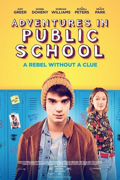 Caratula, cartel, poster o portada de Adventures in Public School