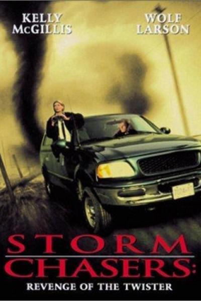 Caratula, cartel, poster o portada de Twister, la venganza