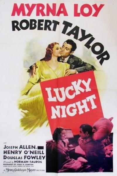 Caratula, cartel, poster o portada de Lucky Night