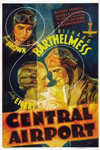 Caratula, cartel, poster o portada de Aeropuerto Central