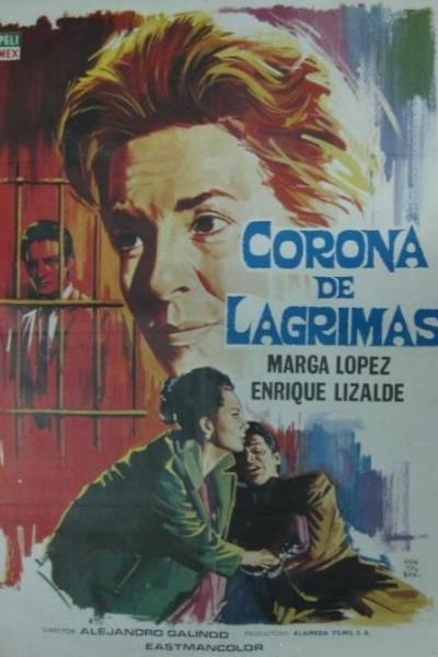 Caratula, cartel, poster o portada de Corona de lágrimas
