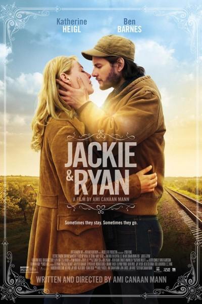 Caratula, cartel, poster o portada de Jackie & Ryan