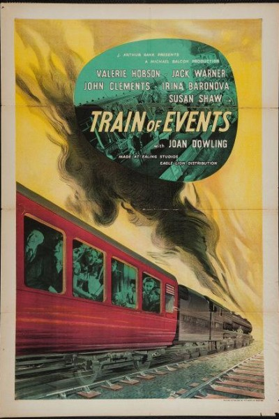 Caratula, cartel, poster o portada de Train of Events