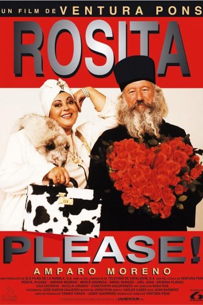 Caratula, cartel, poster o portada de Rosita, please!
