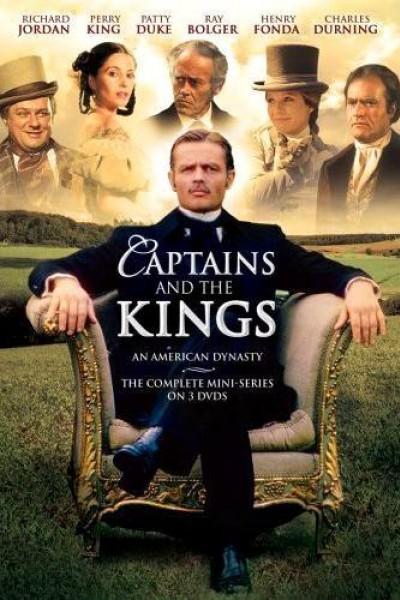 Caratula, cartel, poster o portada de Capitanes y reyes