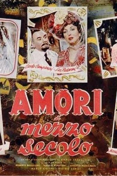 Caratula, cartel, poster o portada de Amori di mezzo secolo