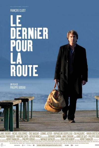 Caratula, cartel, poster o portada de Le dernier pour la route