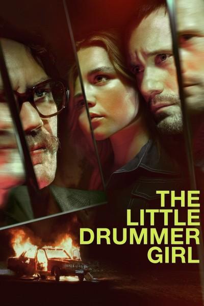 Caratula, cartel, poster o portada de La chica del tambor