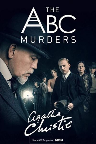 Caratula, cartel, poster o portada de Agatha Christie: El misterio de la guía de ferrocarriles