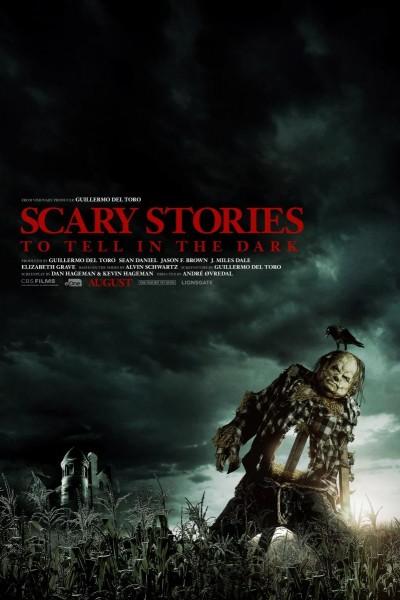 Caratula, cartel, poster o portada de Historias de miedo para contar en la oscuridad
