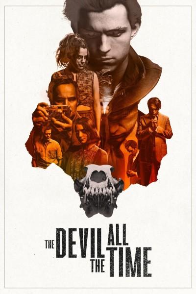 Caratula, cartel, poster o portada de El diablo a todas horas