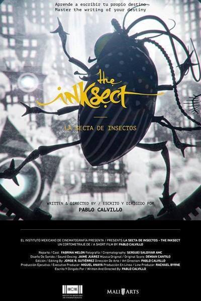Caratula, cartel, poster o portada de The Inksect (La secta de insectos)