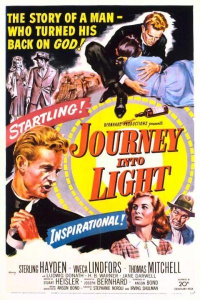 Caratula, cartel, poster o portada de Viaje hacia la luz