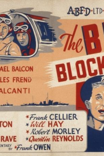 Caratula, cartel, poster o portada de The Big Blockade