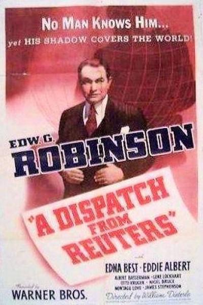 Caratula, cartel, poster o portada de A Dispatch from Reuter\'s