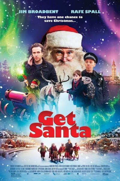 Caratula, cartel, poster o portada de Get Santa
