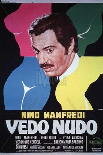 Caratula, cartel, poster o portada de Visiones de un italiano moderno
