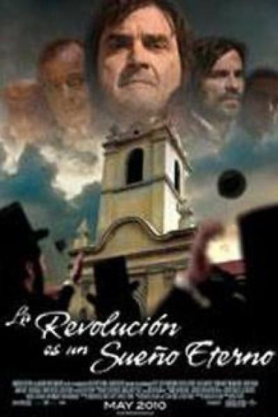 Caratula, cartel, poster o portada de La revolución es un sueño eterno