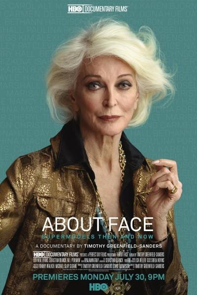 Caratula, cartel, poster o portada de About Face (Supermodelos entonces y ahora)