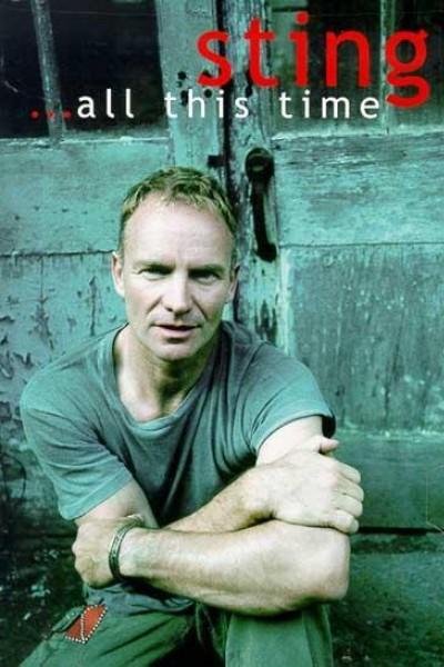 Caratula, cartel, poster o portada de Sting... All This Time