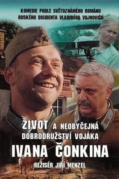 Caratula, cartel, poster o portada de Vida e insólitas aventuras del soldado Iván Chomkin