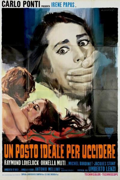 Caratula, cartel, poster o portada de Un lugar ideal para matar