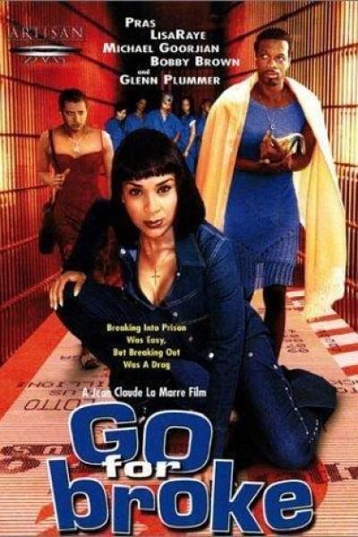 Caratula, cartel, poster o portada de Go for Broke