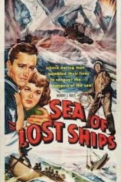 Caratula, cartel, poster o portada de Sea of Lost Ships