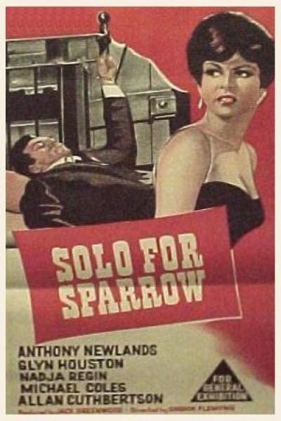 Caratula, cartel, poster o portada de Solo for Sparrow