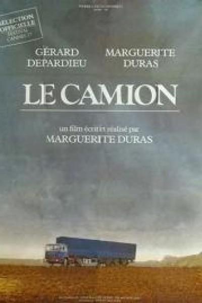 Caratula, cartel, poster o portada de Le Camion
