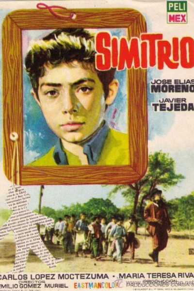 Caratula, cartel, poster o portada de Simitrio
