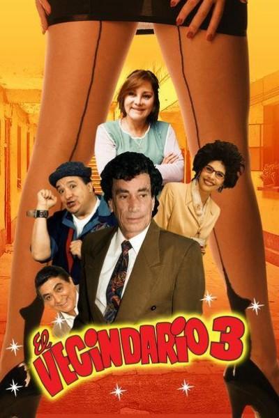 Caratula, cartel, poster o portada de El vecindario 3